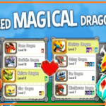 Dragon City Mod APK Unlimited Coins